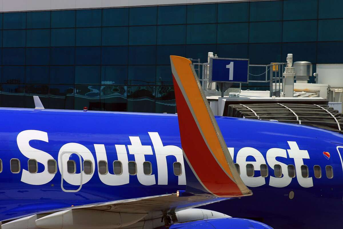 Dallas-based Southwest Airlines is the dominant carrier at Oakland and San Jose airports