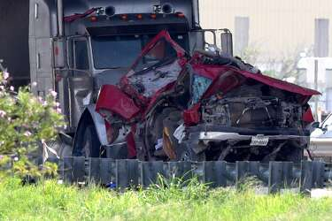 Police: Texas oilfield workers, truck driver killed in fiery crash
