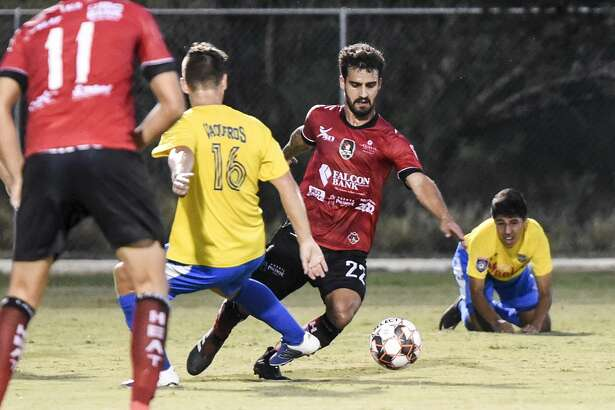 Joao Monteiro scored the lone goal last week in the Heat's 1-0 win over the Vaqueros. The teams rematch at 8:15 p.m. Wednesday at Dustdevil Field as Laredo opens the playoffs in the Lone Star Conference semifinals.