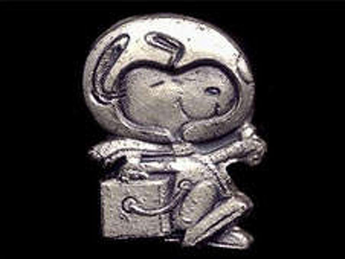 Silver Snoopy Award.