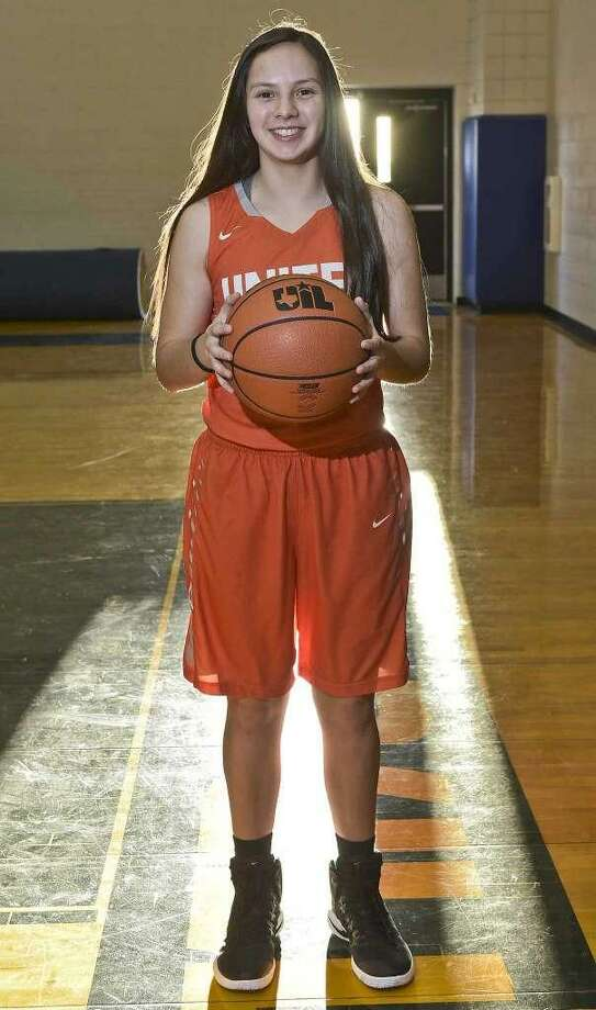 Natalia Trevino will represent Laredo at the TGCA All-Star Game Wednesday at Lamar Arlington High School at 7 p.m. Photo: Laredo Morning Times Staff File