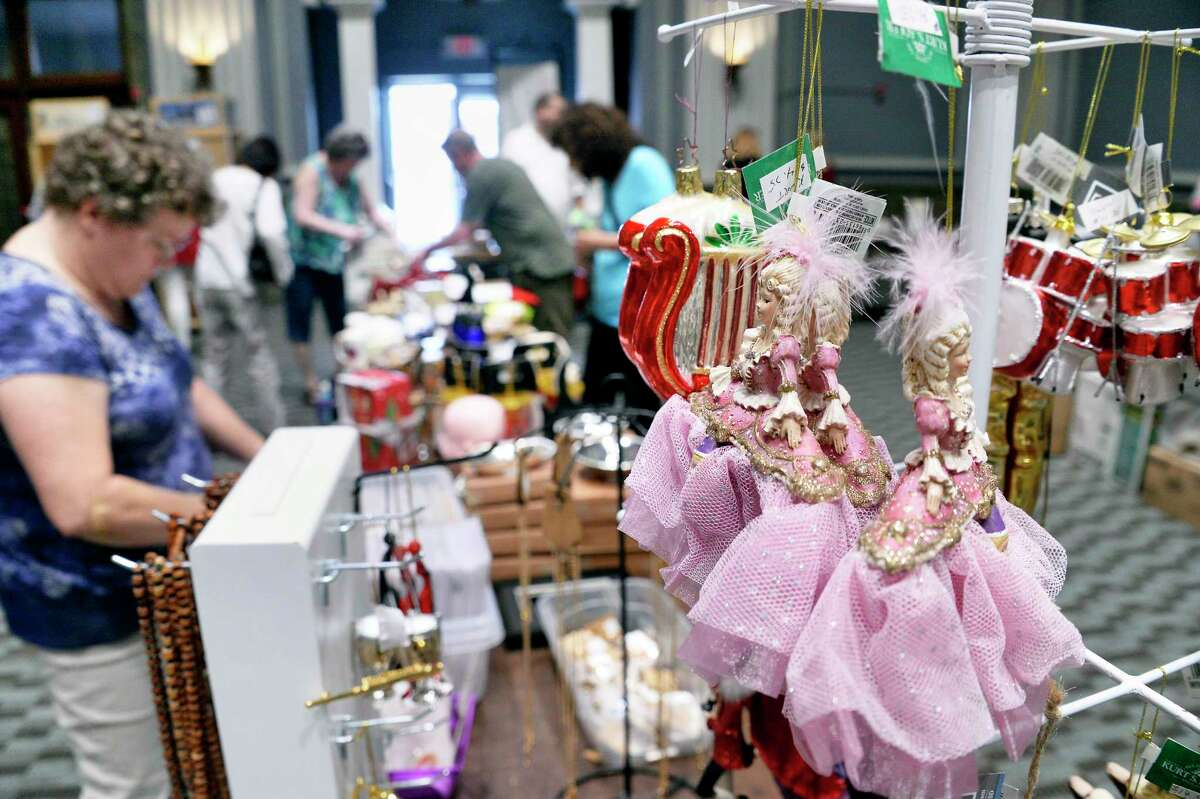 Friday: The Proctors Clearance Sale continues from noon to 7 p.m.Read our story.