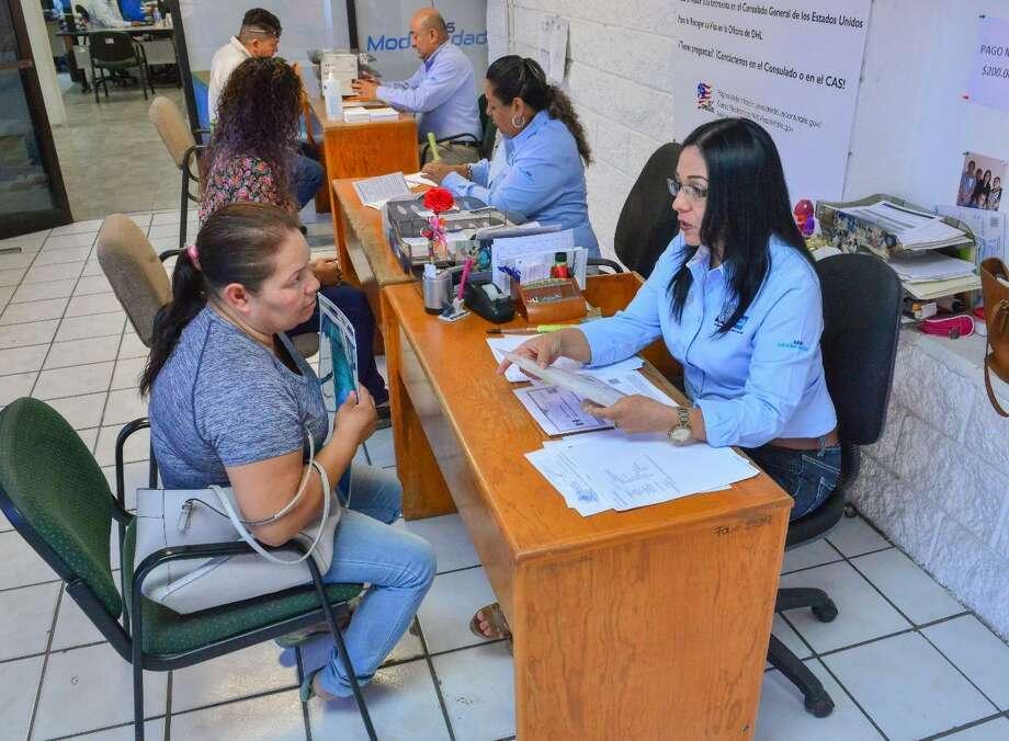 Debido a una larga lista de espera, solo hay citas disponibles después del 15 de agosto. Photo: Foto De Cortesía /Gobierno De Nuevo Laredo