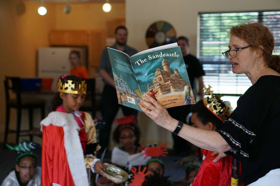 The Story Adventurers Summer Reading Program recently kicked off in commemoration of United Way Worldwide's Day of Action. (Photo provided) Photo: Photo Provided