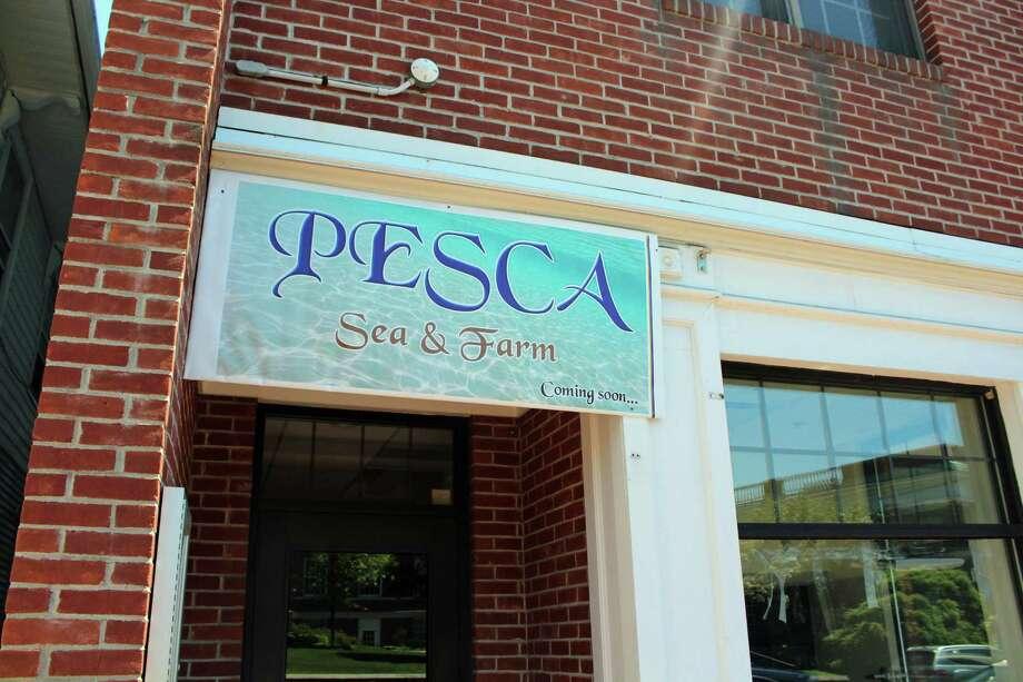 Pesca at 70 Main St. Photo: Humberto J. Rocha / Hearst Connecticut Media / New Canaan News