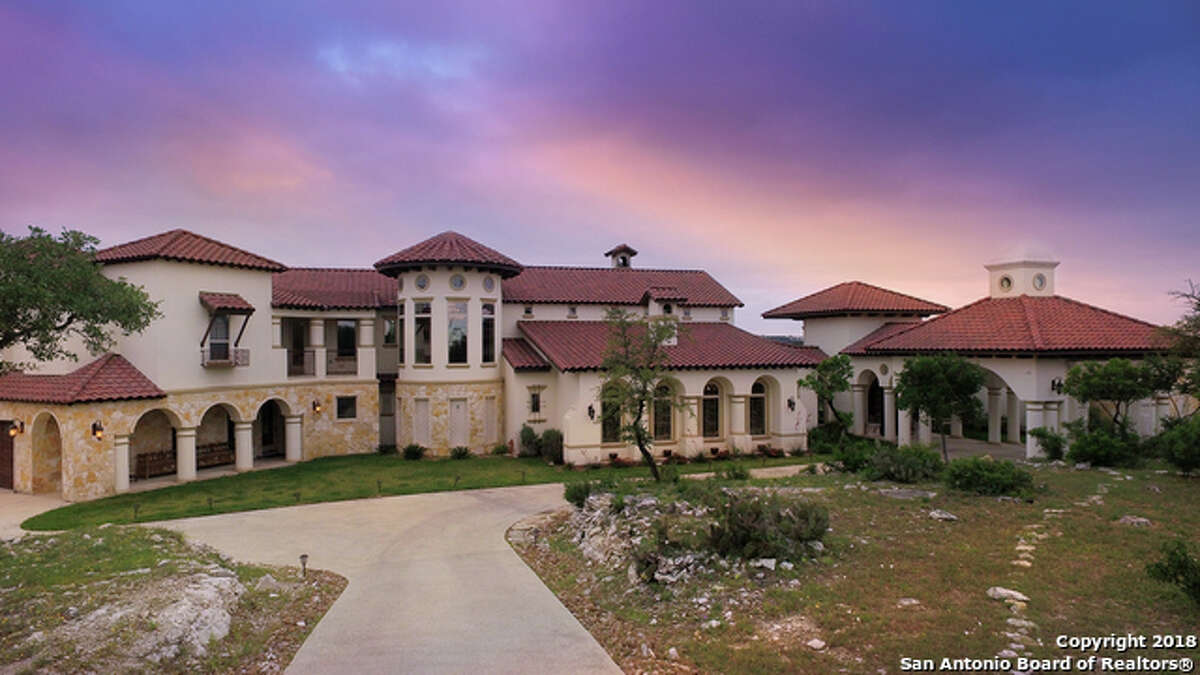 15530 Spur Clip, Helotes, TX 78023: $1,500,000Welcome to the Terrazzo dell'Infinito! Take a step into this Tuscan sanctuary and be whisked off to the Old World. Enjoy the stylish Italian warmth with hints of royalty. The attention to detail was paramount during this design. Relish in the tranquility of the grounds that provide multiple seating areas and a pool flanked by statues and lush foliage.This property is truly captivating, unmatched by its beauty. This isn't simply a home-it's a lifestyle.