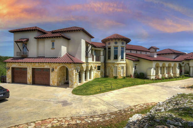 15530 Spur Clip, Helotes, TX 78023: $1,700,000Welcome to the Terrazzo dell'Infinito! Take a step into this Tuscan sanctuary and be whisked off to the Old World. Enjoy the stylish Italian warmth with hints of royalty. The attention to detail was paramount during this design. Relish in the tranquility of the grounds that provide multiple seating areas and a pool flanked by statues and lush foliage.This property is truly captivating, unmatched by its beauty. This isn't simply a home-it's a lifestyle.