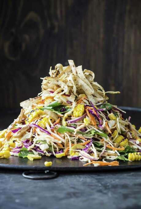 "Brazilian slaw from ""Smith & Daughters: A Cookbook (that happens to be vegan)"" by Shannon Martinez and Mo Wyse. Photo: Bonnie Savage /Hardie Grant Books / Bonnie Savage Photography"