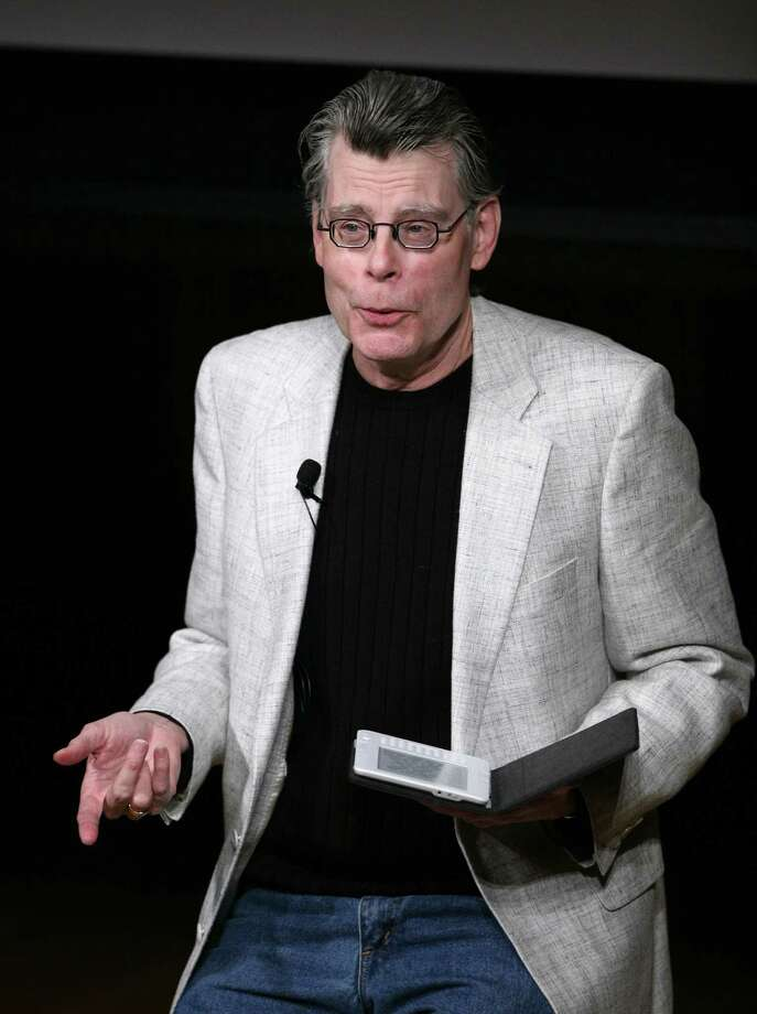 Author Stephen King (AP Photo/Mark Lennihan, File) Photo: Mark Lennihan, STF / AP / AP
