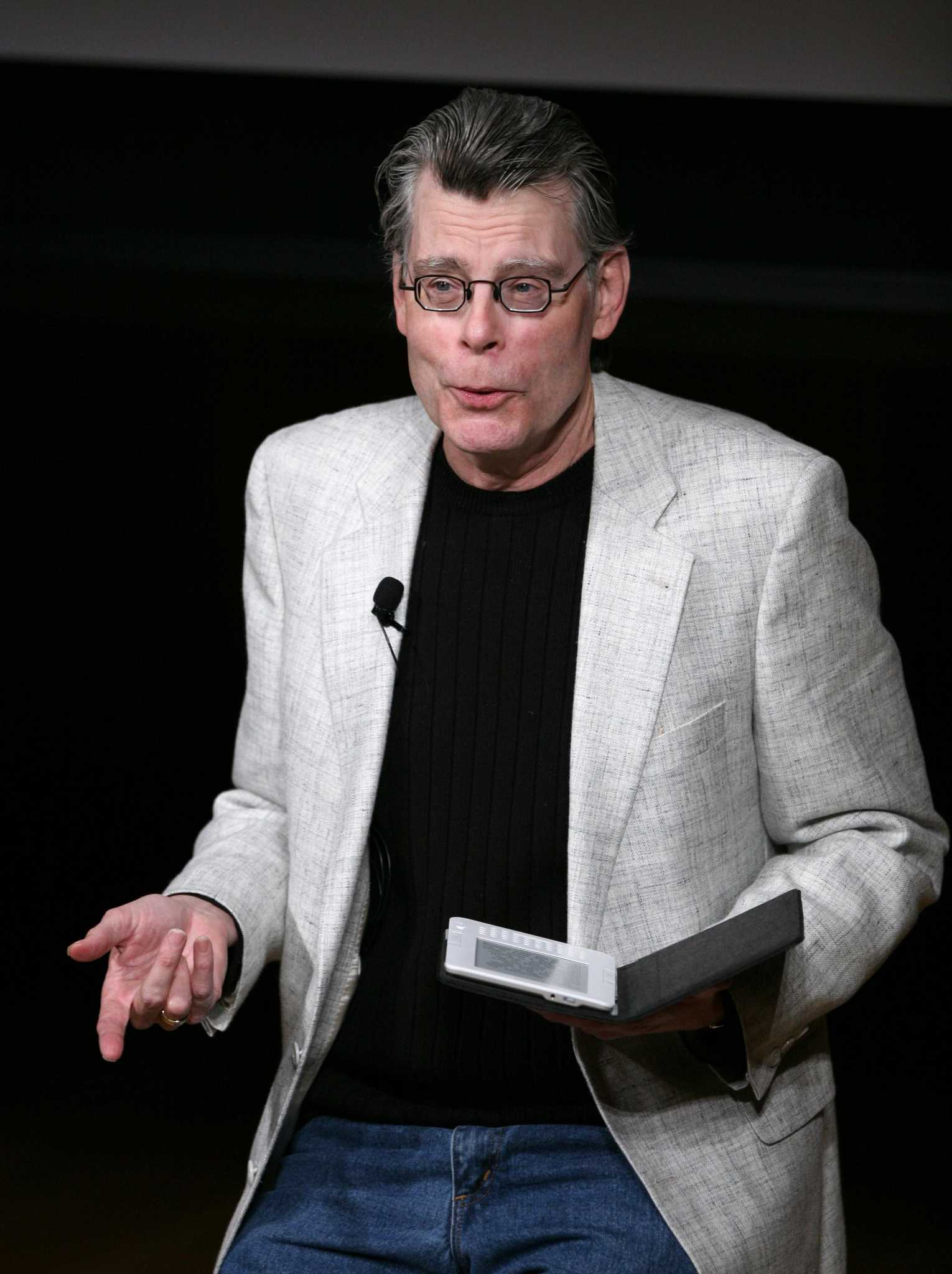 Author Stephen King's plea to Texans: Don't re-elect Ted Cruz