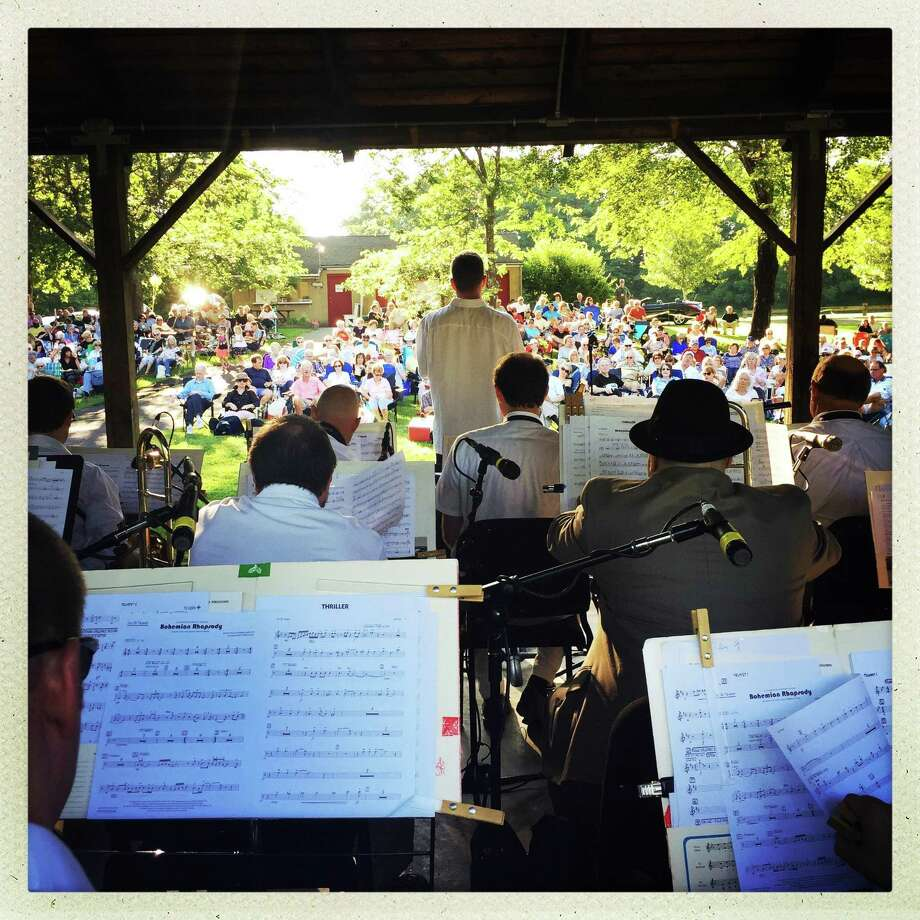 """The Waterbury Symphony will perform """"Picnic and Pops"""" in Woodbury's Hollow Park on Sunday, July 15. Photo: /"""