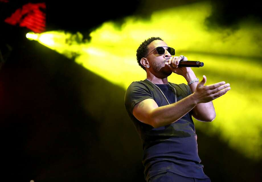 Ludacris was supposed to be one of the headliners at the XO Festival in Antioch this weekend. Photo: Ser Baffo / Getty Images For BET