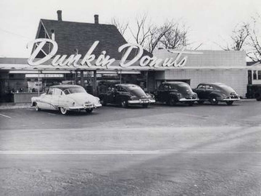 The first Dunkin' Donuts opened 1948 in Quincy, Massachusetts under the name
