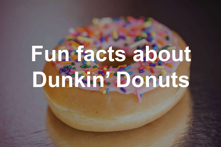 Fun facts about Dunkin' Donuts - Connecticut Post