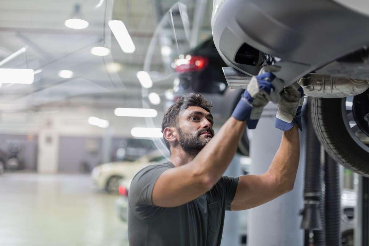 10. Colorado Total average car repair cost: $375.57 Source: yourmechanic.com