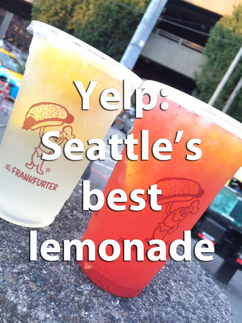 It's finally time to indulge in cool summery drinks during the long Seattle summer days. See where Yelp users love to go for a tall glass of lemonade.