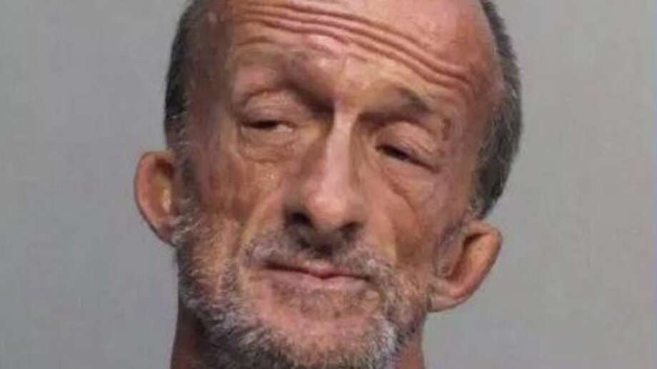 A homeless South Florida man with no arms has been charged with stabbing a Chicago tourist. Photo: Miami Dade Corrections