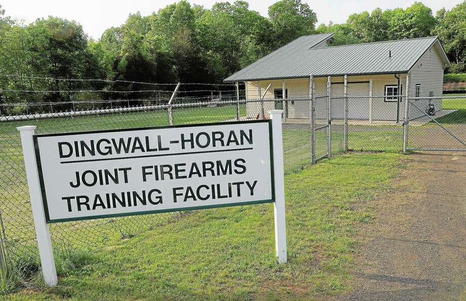 The Dingwall-Horan Joint Firearms Training Facility is at 260 Meriden Road in Middlefield. Photo: File Photo / TheMiddletownPress