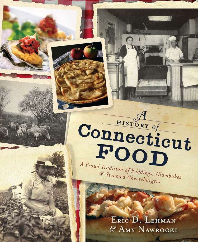 "Eric Lehman, author of ""A History of Connecticut Food,"" will share his stories at the Greenwich Library on Thursday at 7 p.m. Lehman will offer a brief history of livestock, crops, game and dishes as well as recipes pioneered in Connecticut. For more info, go to www.greenwichlibrary.org. Photo: Contributed Photo / Contributed Photo / Connecticut Post Contributed"