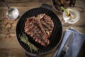 ROBARD'S STEAKHOUSE   Where:  2301 N. Millbend Dr., The Woodlands, 281-364-6400;  robardssteakhouse.com   What:  Robard's Steakhouse, which is owned by The Howard Hughes Corporation and part of The Woodlands Resort, recently re-launched with a new menu created by area executive chef David Morris.