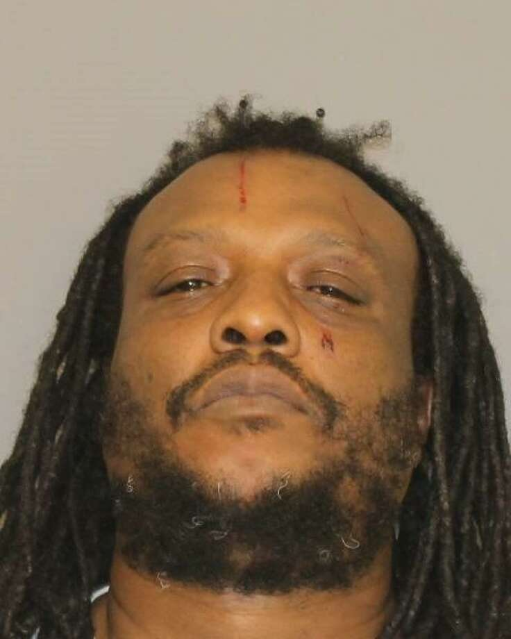 DuShawn Howard, 47, of Schenectady is accused of shooting a woman and her two young children during a violent domestic dispute at a Union Street home on July 10, 2018. Photo: Schenectady County Sheriff's Office