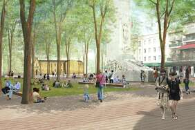 The reimagining of Alamo Plaza is stunning — a triumph of archaeology, creativity and visionary develop  ment.