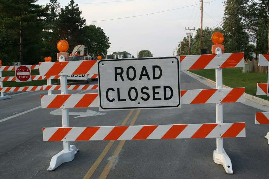 Road closed on July 11, 2018. Photo: Contributed Photo / Brookfield Police Department