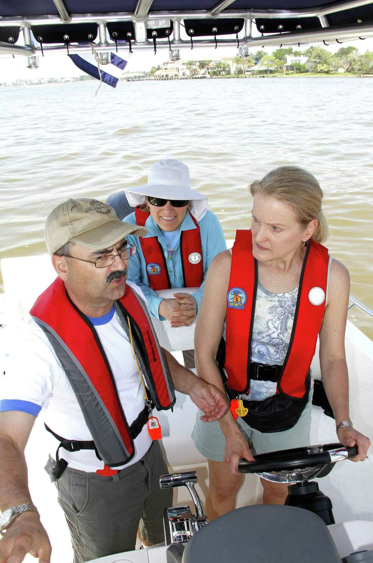 Wearing personal flotation devices - life jackets - is the simplest and most effective safety measure Texas boaters (and swimmers) can take. Annually, more than two-thirds of boating-related fatalities are caused by drowning.
