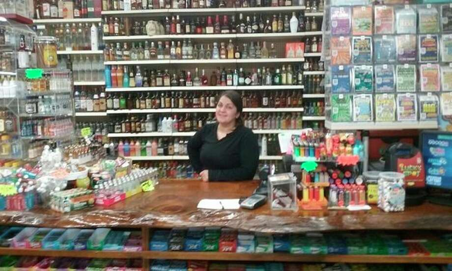 Anna Azhar Karoumi, owner of Anna's Market and Deli, 1618 Jefferson Ave., poses for a photo. The convenience store offers a groceries, deli, IPA beers and an extensive selection of liquor. (Photo provided)