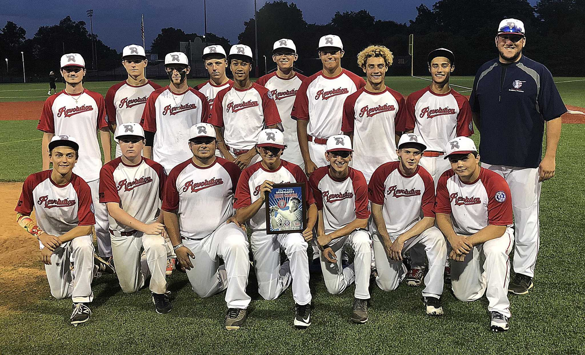 Norwalk 18s win second straight Babe Ruth state title - The Hour
