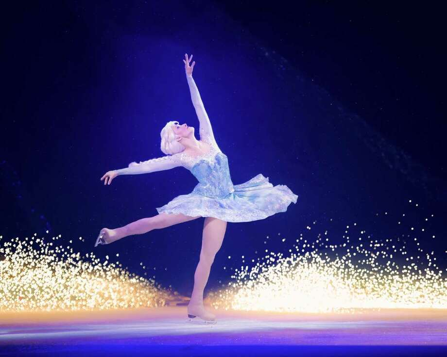 """Disney on Ice presents Frozen"" is coming to the Laredo Energy Arena in November. Photo: Courtesy Laredo Energy Arena"