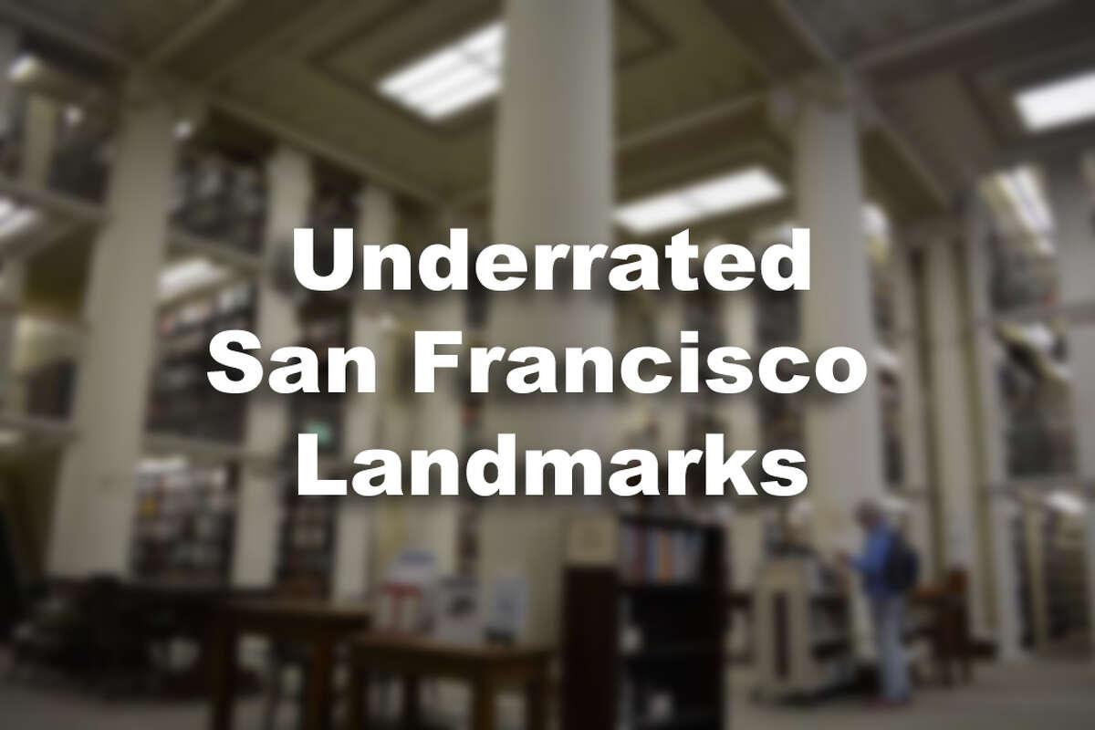 Underrated San Francisco Landmarks