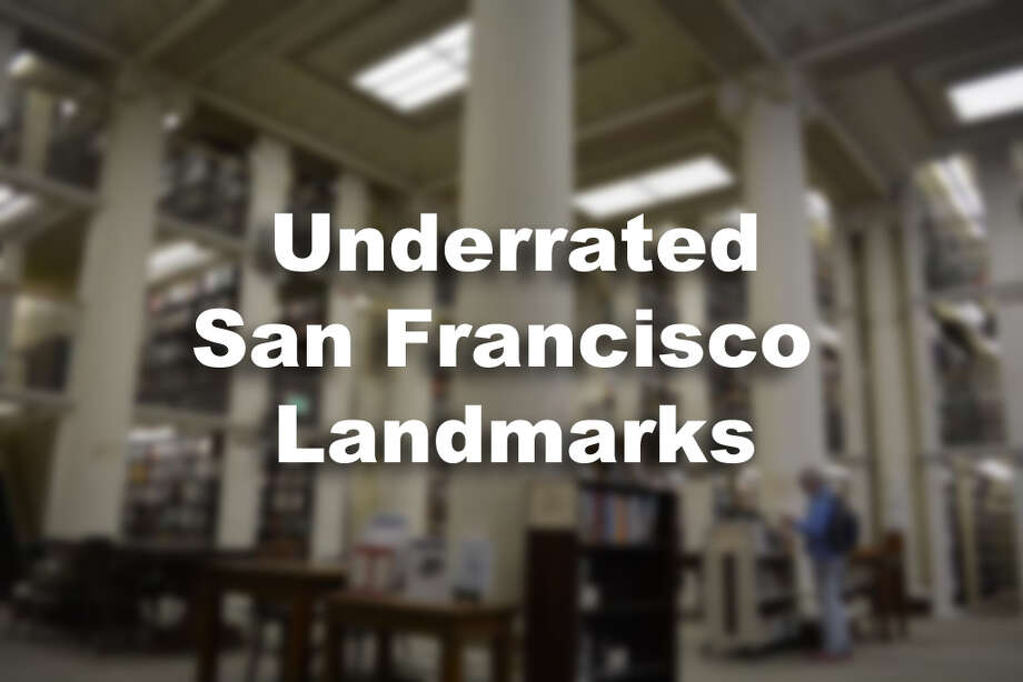 Underrated San Francisco landmarks every local should visit at least once