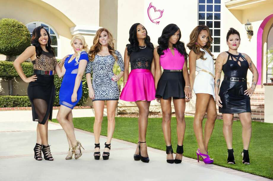 "PHOTOS: Reality TV stars in trouble with the law Shannade Clermont (third from right, in pink top) of reality TV's ""Bad Girls Club"" has been charged with stealing the debit card information of a dead man after allegedly meeting him for a ""prostitution date"" and racking up tens of thousands of dollars in fraudulent charges against his accounts.See more reality stars who found themselves in real trouble with the law ... Photo: Oxygen Media/NBCU Photo Bank Via Getty Images"