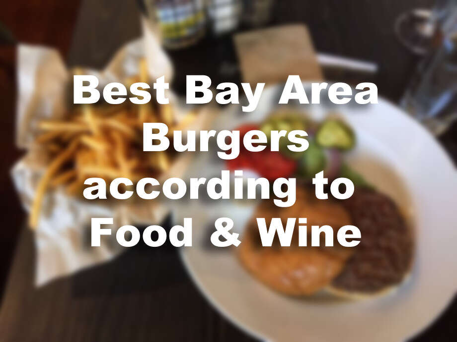 Best Bay Area Burgers according to Food & Wine Magazine. Photo: Hungry K. / Yelp