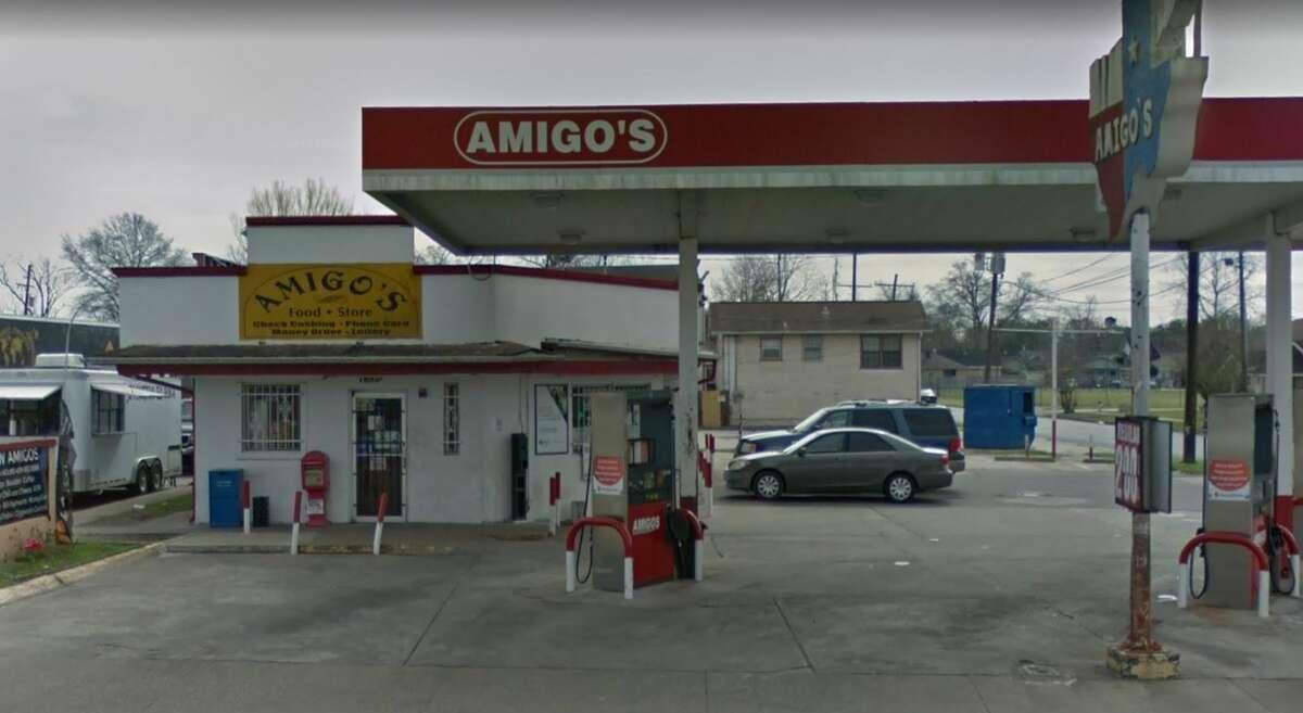 Amigo's1695 College Street Score: 88 Violations: No sanitation bucket in use, no thermometer in deli cooler, dusty shelving.