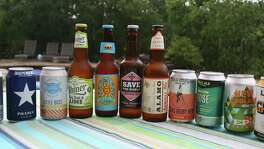 Beers for the heat of the summer don't have to be just summer ales. There are many styles of beer that are refreshing on a scorching day.