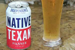 The new Independence Native Texan Pilsner is more of a stronger version of an American-style lager than a true pilsner, but still has a light noble hop aroma and flavor. This is a pils for those who usually stay on the lighter side of lagers.