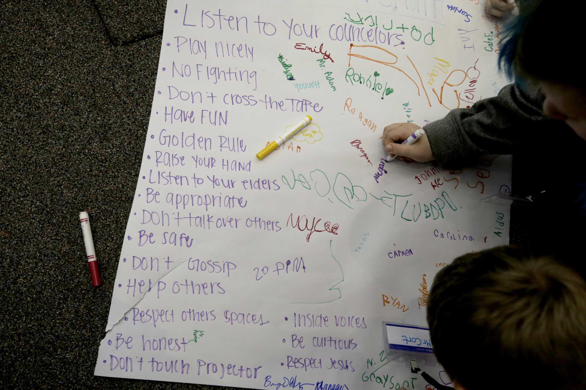 Camp Hope develops future faith leaders HoustonChronicle