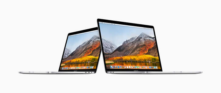 Apple introduced updated MacBook Pro laptops on July 12, 2018.