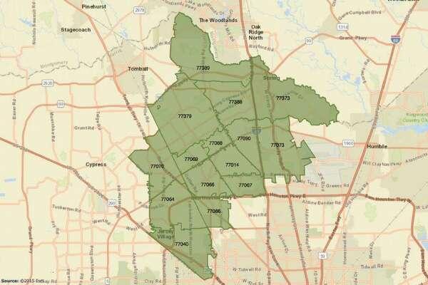 Northwest Houston Zip Code Map.Texans Life Expectancy Varies Wildly Depending On Zip Code