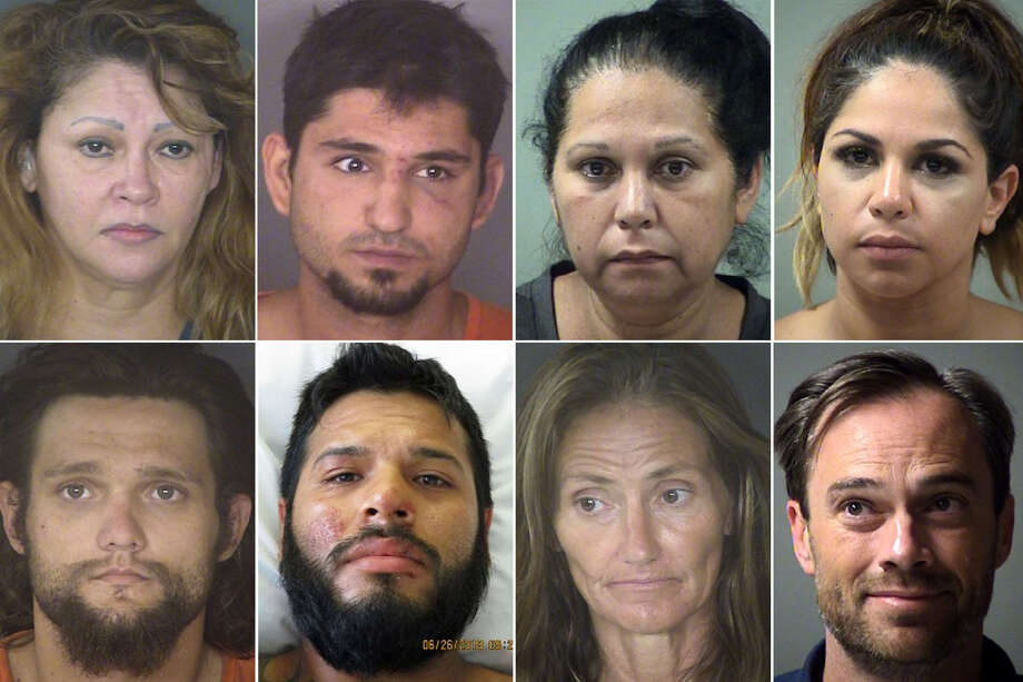 In June, more than 40 people were arrested on felony DWI charges in Bexar County, bringing the total for the first six months of the year to 335, according to documents obtained by mySA.com. Click ahead to view their mugshots. Photo: FILE