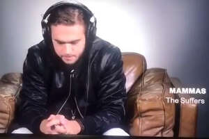 "EDM superstar Zedd listens to ""Mammas' by The Suffers on Vice."