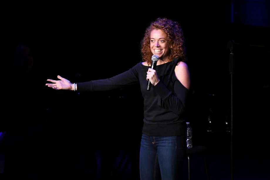 FILE--  Michelle Wolf performs onstage during Lincoln Center Corporate Fund's Stand Up & Sing for the Arts at Alice Tully Hall on June 19, 2018 in New York City. Photo: Michael Loccisano, Getty Images For Lincoln Center