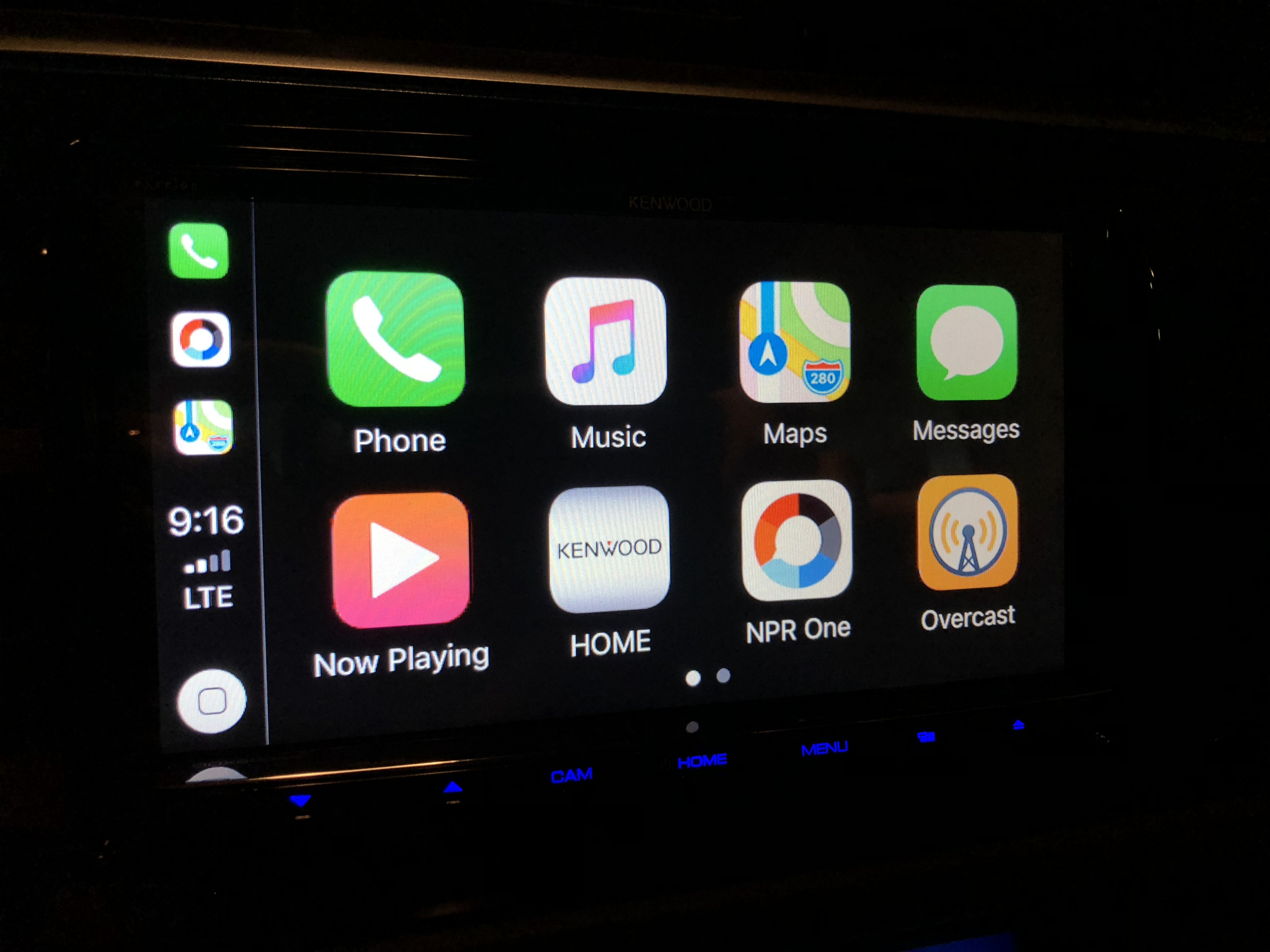 Has your car's infotainment system died? Prepare for an adventure