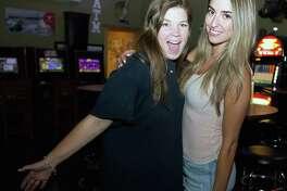 Brenna Deck and Dayna De Leon are at JW's Bracken Saloon.