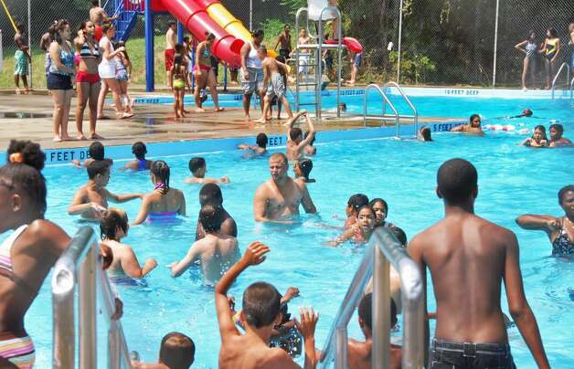 South Troy Pool Finally Opens Times Union