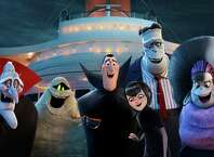"""Hotel Transylvania 3"" has voices including Mel Brooks, Keegan-Michael Key and Fran Drescher."