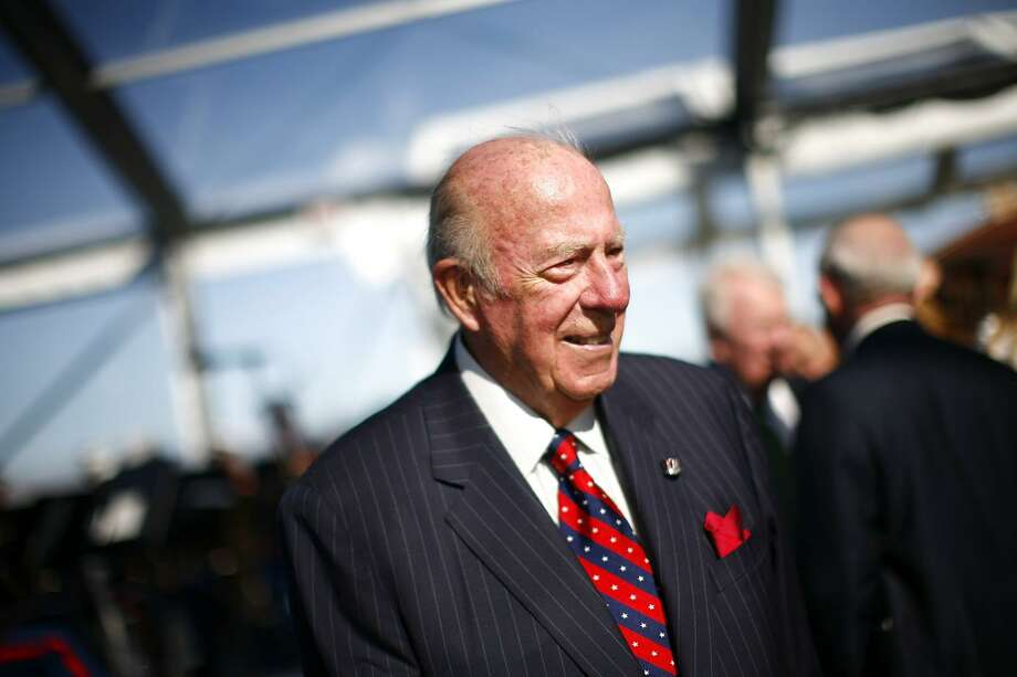 George Shultz Photo: Getty Images 2011 / 2011 Getty Images