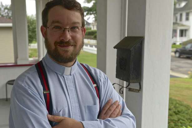 Reverend Paul Bryant-Smith is pastor at King Street United Church of Christ, in Danbury.